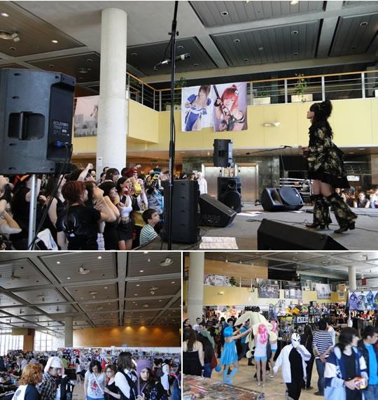 Japan Weekend Granada 2011
