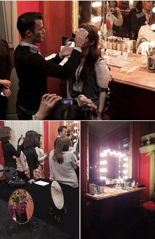 Studio Harcourt Atelier Maquillage