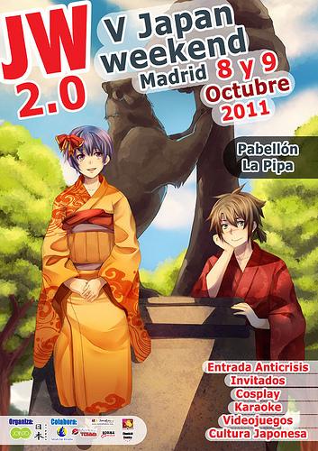 japan weekend madrid 2011