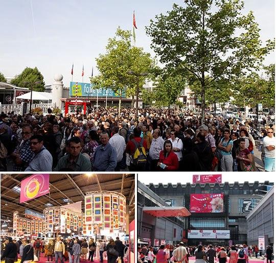 Foire de Paris 2013